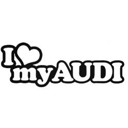 I love my Audi